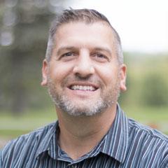 Pastor Dave Scharf