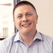 Pastor Phil Huebner